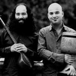 The Tabassian brothers and their instruments