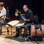 Duo de percussions Graham et Jerome