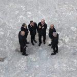 Les six chanteurs d'A Filetta